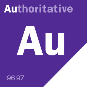 SCOTOMAVILLE content score badge: Au-thoritative